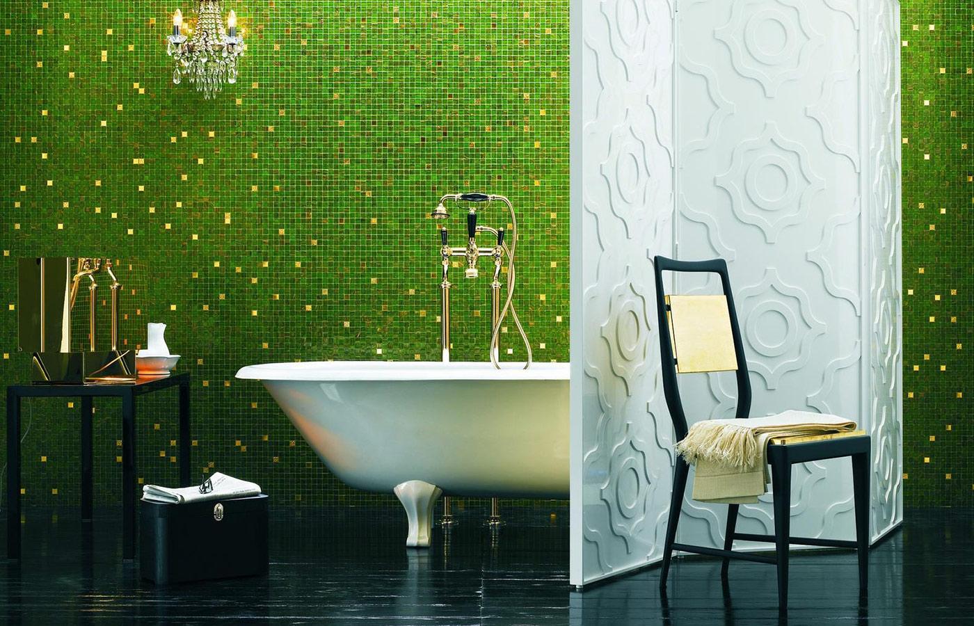 About Us Westone Ghana - Green-bathroom-tile